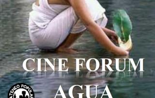 2016-05-13 Cine forum Agua